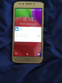 Gold samsung galaxy android smartphone New York, 10305