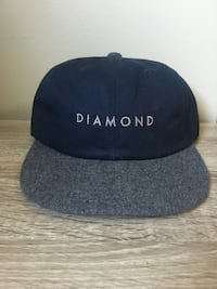 Diamond Supply co SnapBack Brand New  Langford, V9B 4G5