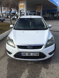 2010 Ford Focus HB 1.6 TDCI 109PS TITANIUM DPF Pursaklar