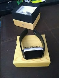 black and silver smart watch in box Lakeville, 14480
