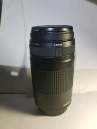 CANON 75-300 LENS OPEN BOX  NEW  Toronto, M4K 2K3