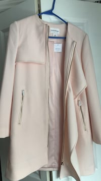 BRAND new, Never been worn beautiful blush long blazer, Club Monaco Markham, L3R