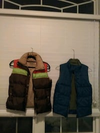 Kids Vests Used Milton, L9T 7K6