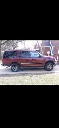 2000 Ford Expedition XLT 4X4 Detroit