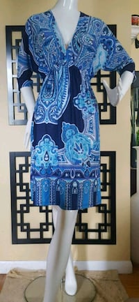 Summer Dres/cover up Sz M/L London, N5Y 4S6
