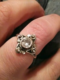 925 silver stamped ring very nice Stockton, 95215