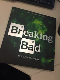New Breaking Bad Book  New York, 11215
