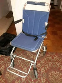 Collapsible wheelchair into carry bag Queens, 11434