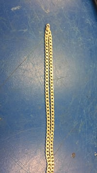 14K Gold Cuban Link Chain (New Linkage)