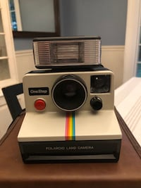 Vintage Polaroid Camera Lot Southington, 06489