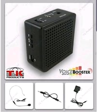 Voice Booster MR2200  Rosemère, J7A 3P3