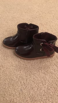 Toddler boots by Zara size 24 (Europe) University Park, 20782