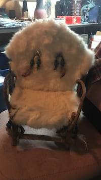 """""""Medium Chair""""  from Mother Earth Cottonwood, 86326"""