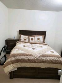 Double bed Mississauga, L5L 5A8