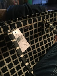 gray and black checked Kate Spade tote bag Plainview, 79072