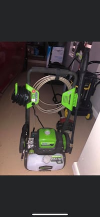 1800PSI GreenWorks Pressure Washer Everything works good Palmview, 78572