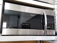 stainless steel and black microwave oven Loma Linda