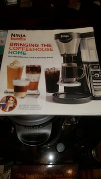 Ninja Coffee Machine in great condition $75 or best offer. Gaithersburg