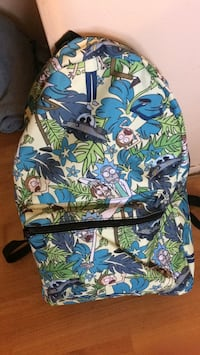 RICK&MORTY BACKPACK Knoxville, 37920