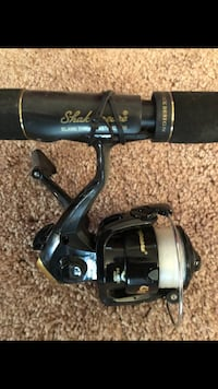 TWO NEW FISHING ROD  AND REEL , Hayward, 94541