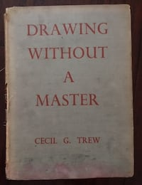 Drawing without a Master Hardcover (Rare) Toronto
