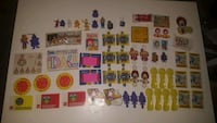 McDonald's 80's Happy Meal Toys Lot Figures New Westminster, V3M 3W6