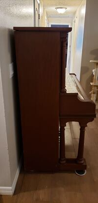 Vintage Upright Piano Tampa