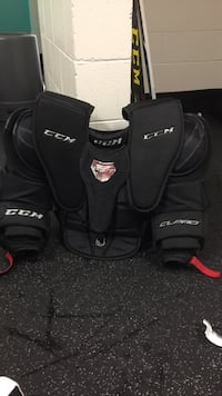 Ccm goalie chest protector North Saanich, V8L 4A3