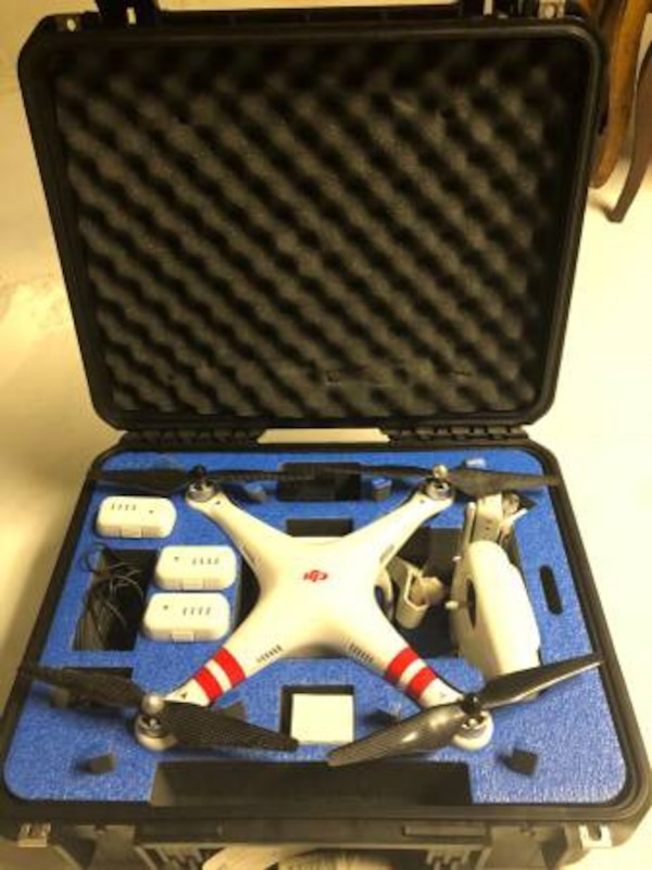 Phantom 2 Drone with Extras .