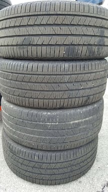 """4, 18"""" continental tires"""