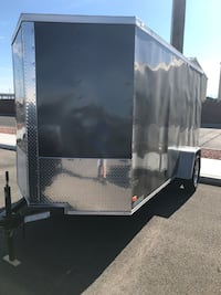 6x12ft enclosed covered wagon North Las Vegas, 89085