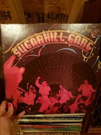Sugarhill gang vinyl Chantilly, 20152
