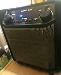 Gameday Bluetooth speaker Salinas, 93906