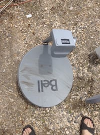 Bell Dishes and multiple LNB'S