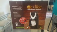 iCoffee Coffee Brew Machine Fairfax, 22031