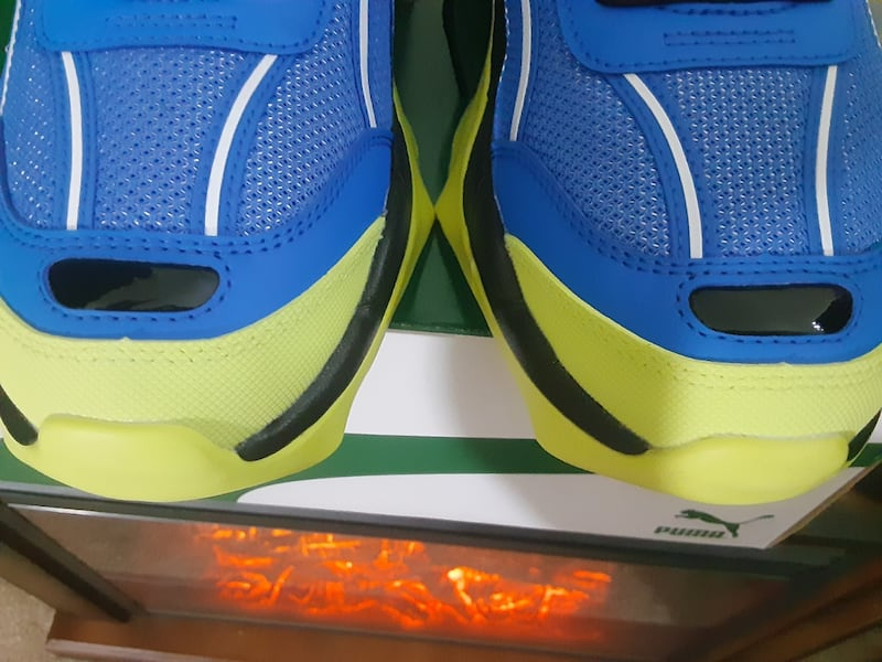 Tennis shoes home of night Fox Edition size 11 brand new 94a5b4b6-d9fc-492d-91b2-3de68afd841a