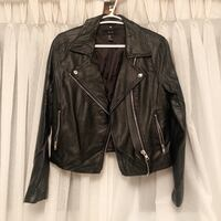 Forever 21 leather jacket St Catharines, L2T 2N4
