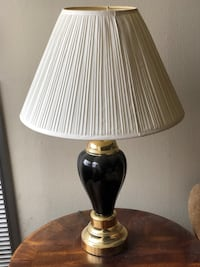 Two Table lamps  Rockville