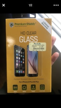 iPhone 6/6s PLUS screen protector  Bell Gardens, 90201
