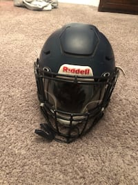 Large Riddell speedflex Football helmet Bowie, 20721