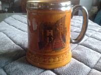 Lord Nelson pottery mug collectable Calgary, T2C 0P5
