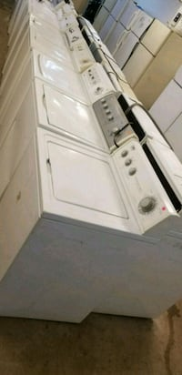 Washers and dryers starting at $130 Detroit, 48228