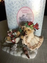 Cherished Teddies Collectables   $8 Bakersfield, 93312