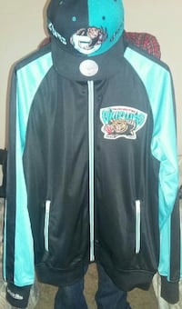 Mitchell & Ness Grizzlies sports jacket