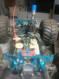 blue and black RC car toy Glendale, 85304