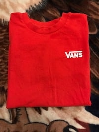 Vans long sleeve female medium Winnipeg, R3G 2C4