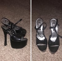 Black Patent Leather 6' Heels Simi Valley, 93065