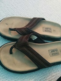 pair of Faded Glory utility sandals Toronto, M5J
