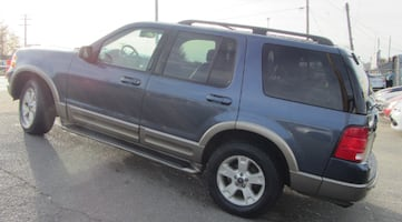 2003 FORD EXPLORER EDDIES BOUER 4X4