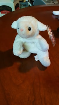 RARE Fleece the Lamb Beanie Baby Silver Spring, 20910
